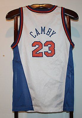 Maillot Trikot Jersey Nba Basketball Marcus Camby New York Knicks S