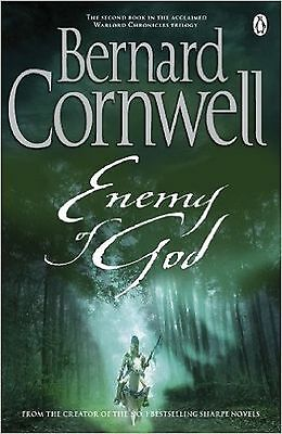Enemy of God, Bernard Cornwell, Book, New, Paperback