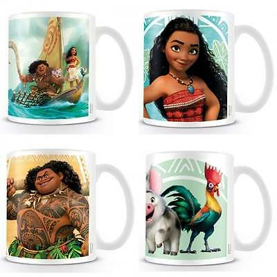 Disney's Moana Official Kids Mugs - Maui Cup Movie Beaker - NEW GIFTS