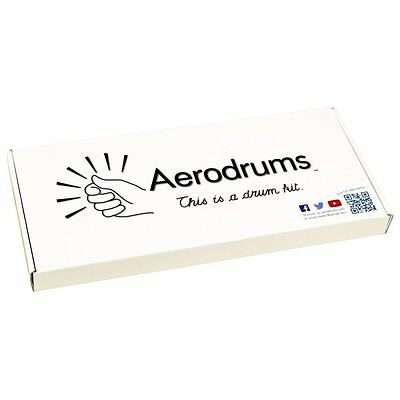 Aerodrums Air Drumming Percussion Instrument Camera Included