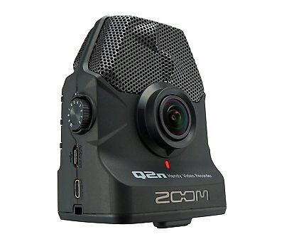 Zoom Q2n Zoom Handy Video Recorder