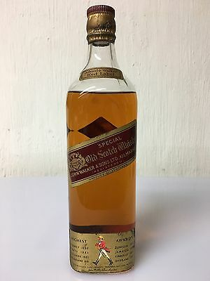 Johnnie Walker Red Label Special Old Scotch Whisky 75cl 43% Vol Gay Lussac