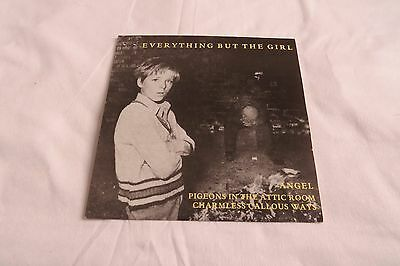 "Everything But The Girl - Angel. 1985 Vinyl 7"" In Picture Sleeve"