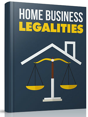 eBook-PDF Master Resell Rights.Home Business Legalities