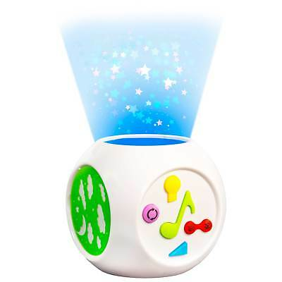 Playbees Baby Soothing Sound Activated Night Light Projector & Sound Machine