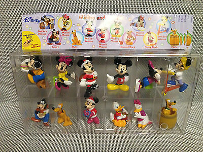 Disney Mickey & Friends - Serie Completa Sorpresine Con Cartina
