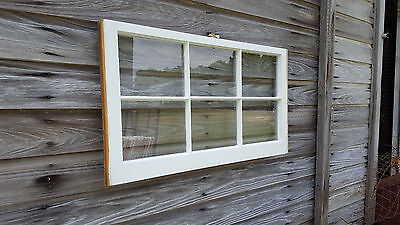 Vintage Sash Antique Wood Window Unique Frame Pinterest Wedding Etsy 30X20