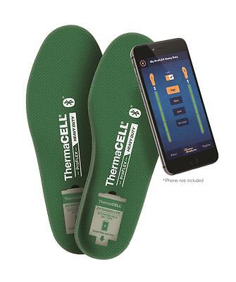 ThermaCELL-PFHD-XXL Heated Insoles ProFLEX Heavy Duty (w/ Blue Tooth) - 2XL