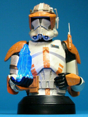 STAR WARS_COMMANDER CODY Bust_Comic Con Exclusive_Limited Edition # 2277 of 3500