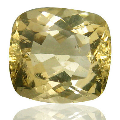 BERYL PALE HELIODOR BEAUTIFUL QUALITY FINE GEMSTONE 4.49Ct