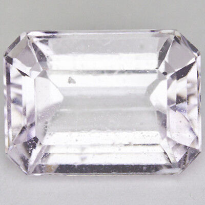 SPODUMENE BEAUTIFUL PALE KUNZITE COLOUR HUES  5.85Ct  MF896