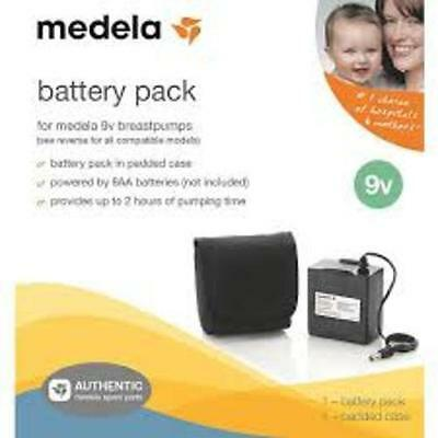 Medela Battery Pack for 9 Volt Pump in Style Advanced Breast Pump - NEW
