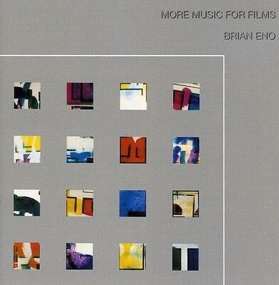 Brian Eno - More Music for Films [New CD] Germany - Import