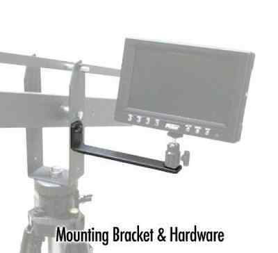 LCD Monitor Mounting Bracket for ProAm USA Camera Crane