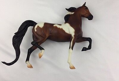 "Breyer Reeves Horse 10"" Tall Light Brown Black White VERY PRETTY"