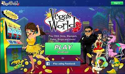 Vegas Website ~ Make Money ~ Games ~ TurnKey ~ Home Online Gaming Business