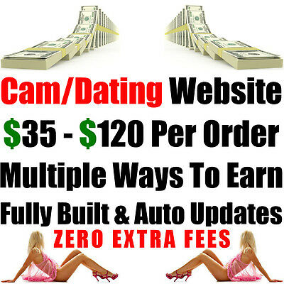 Adult Cam & Dating Website - Zero Extra Fees - Home Online Internet Business
