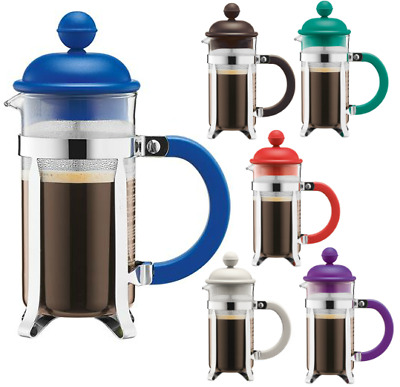 Bodum Cafetiere French Press Coffee Herbal Tea Maker 3 Cup, 0.35L