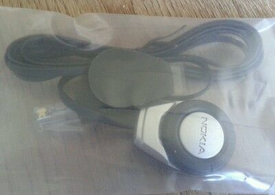 New Nokia Cu-7 Remote Function Button For Ck-7W Bluetooth Handsfree Car Kit