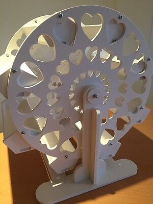 Candy Cart Ferris Wheel,New,Flatpack, 60cm High,Free Candy Signs