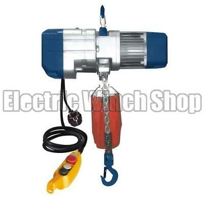 Warrior 500KG 240V Electric Chain Hoist