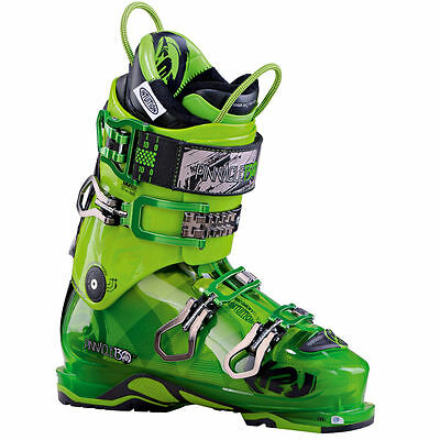 K2 Pinnacle 130 LV Ski Boots Mens Unisex Skiing Footwear New