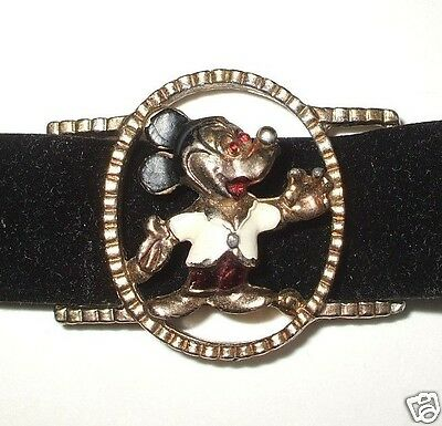 """""""Vintage"""" Mickey Mouse NECKLACE - Must See (Rare hard to find))"""
