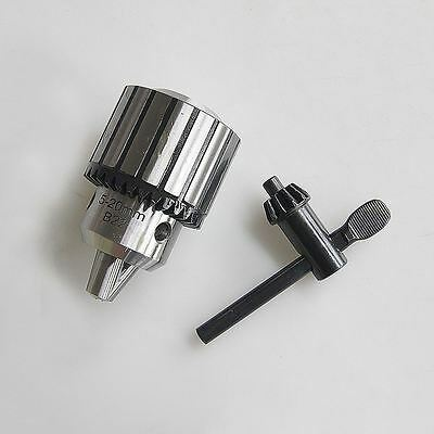 105196 Heavy Duty Drill Chuck B22 5MM - 20MM With Key