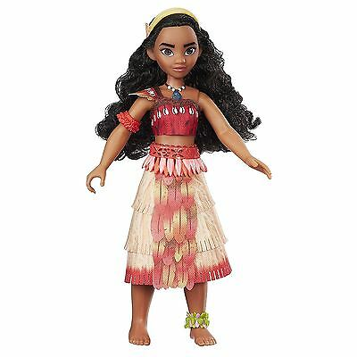 New Hasbro Disney Musical Moana of Oceania Toy Classic Doll With Sound