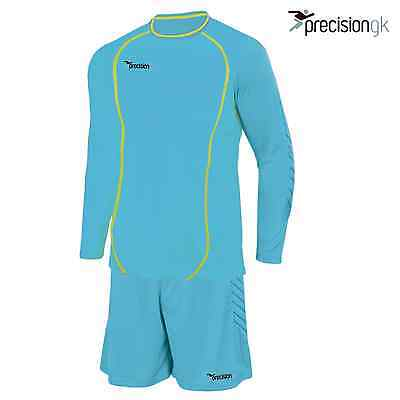 Precision Schmeichology Junior Goalkeeper Kit Shirt-Short Set Free Name & Number