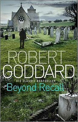 Beyond Recall by Robert Goddard, Book, New (Paperback)