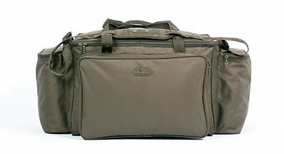 Nash Tackle NEW KNX Green Large Carp Fishing Carryall - T4316
