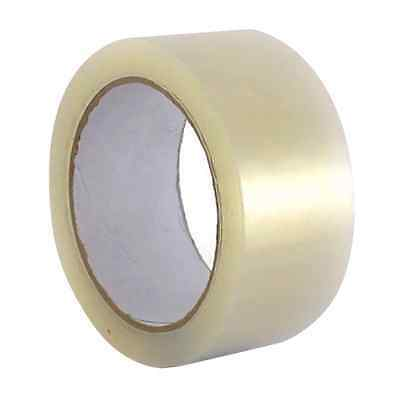 Clear Selotape 48mm x 66M Packing Sticky Tape Rolls Parcels - FAST DISPATCH!