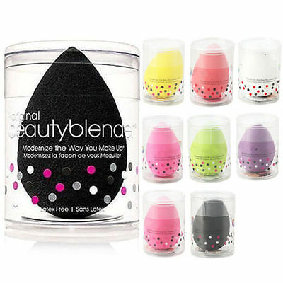 BEAUTY BLENDER Original Makeup Sponge Flawless Puff Smooth Powder Foundation New