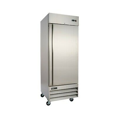 """29"""" Commercial Reach In Stainless Steel Refrigerator CFD-1RR (Free Shipping)"""