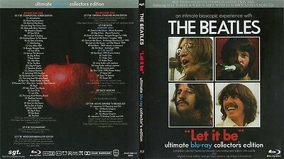The Beatles. Blu - Ray. 1969. Let It Be Collectors Edition. Pro - Shot. 2 Bd.
