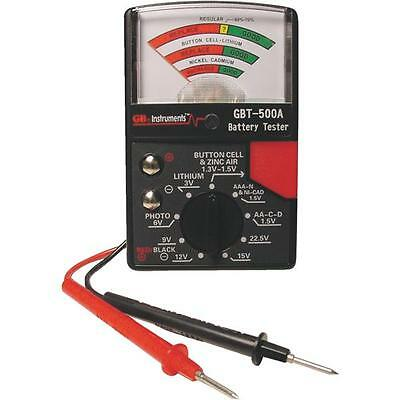 GB Electrical Battery Tester GBT-500A