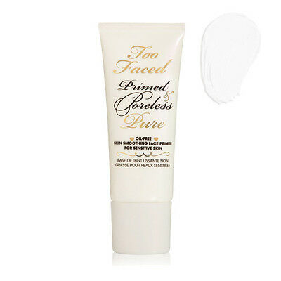 Too Faced Primed Poreless Pure Oil Free Skin Smoothing Face Primer- 100% AUTHENT
