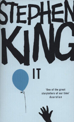 It by Stephen King (Paperback)