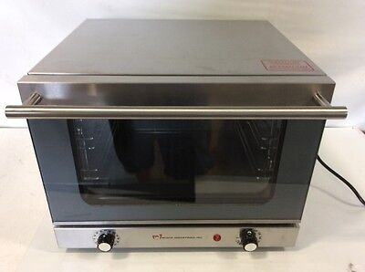Wisco Wisco-620 Commercial Convection Counter Top Oven Stainless Steel