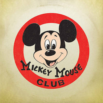 """Mouseketeers - Mickey Mouse Club March (Picture Disc - Black Friday 2016) 10"""""""