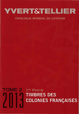French.Colonies 2013 Yvert & Tellier (Pdf. Format)
