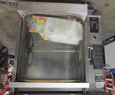 Used Sp5 Merco/savory Electric Rotisserie Oven