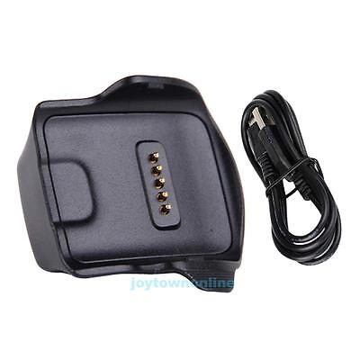 Smart Watch Charger Charging Dock Cradle Cable For Samsung Galaxy Gear Fit R350