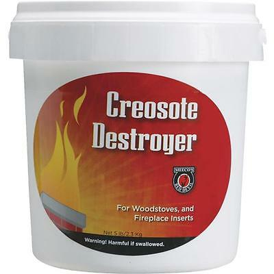Meeco Mfg. Co. Inc. 5lb Destroyer Creosote 27