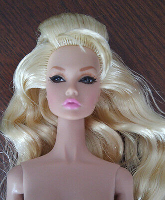 Integrity Toys Poppy Parker Nude - 'ma Petite Fleur' - Long Blond Hair - Cute