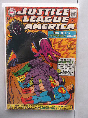 Justice League of America Vol. 1 (1960-1987) #59 VG