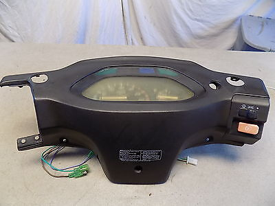 05 Shanghai Meitian MT50QT-3 Chinese Scooter 50 Gauge Cluster Dash Right Control