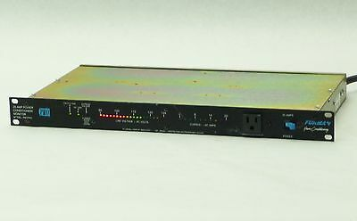 Furman Pm-Pro 8-Outlet Rack Mount Power Conditioner Monitor 120V 20-Amp 20A
