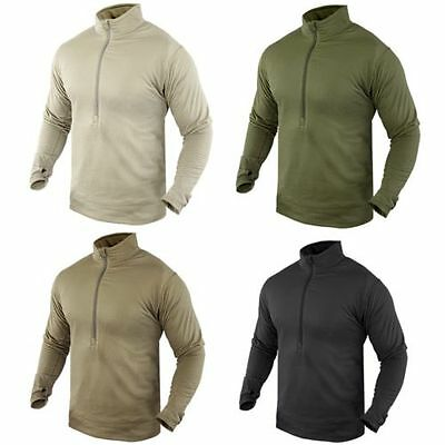 Condor BASE II Zip Pullover ( Choice of Color & Size ) Tactical Thermal